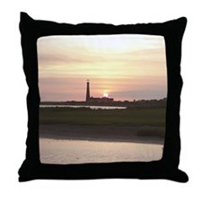 Cute Lighthouses Throw Pillow