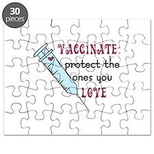 Vaccinate Puzzle