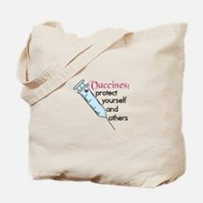 Protect Yourself Tote Bag