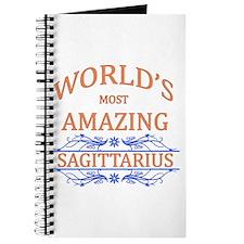 World's Most Amazing Sagittarius Journal