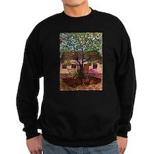 Girdners Tree Car Sweatshirt