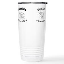 Funny Floss Travel Mug