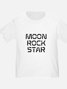 Moon Rock Star T-Shirt