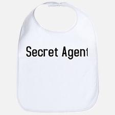 Secret Agent Bib
