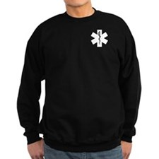 White EMT Sweatshirt