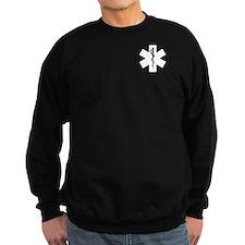 White Paramedic Sweatshirt