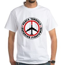 Peace-WHT T-Shirt