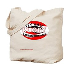 Rugby Fly Half Extraordinaire Tote Bag