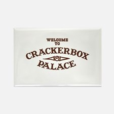Crackerbox Palace Rectangle Magnet