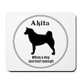 Akita Mouse Pads