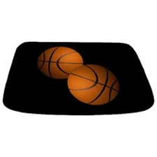 Basketball Sports Bathmat