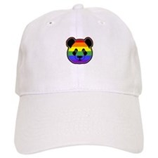 panda head pride Baseball Cap