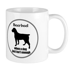 Boerboel Enough Mug