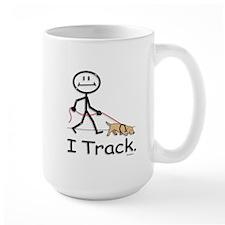 Dog Tracking Mug