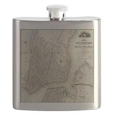 Cute Williamsburg brooklyn Flask