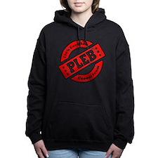 PLEB Women's Hooded Sweatshirt
