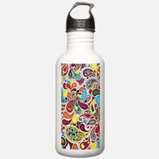 Whimsy Burst Water Bottle