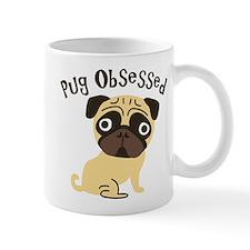 Pug Obsessed Mug