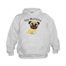 Pug Obsessed Hoodie