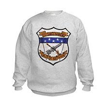 USS FRANCIS HAMMOND Sweatshirt
