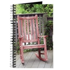 Red Rocking Chair Journal