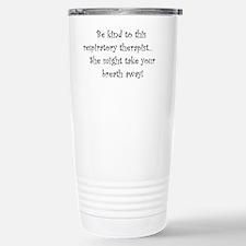 Respiratory therapists Travel Mug