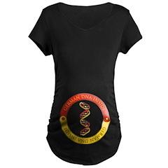 German DNA Maternity Dark T-Shirt