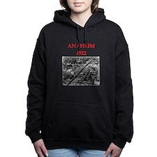 anaheim Women's Hooded Sweatshirt