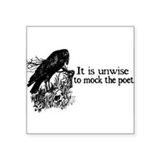 poet Sticker