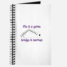 Life Is A Game bridge is serious Journal