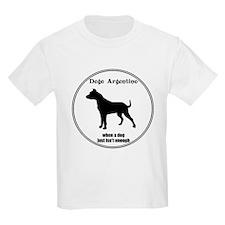 Dogo Enough T-Shirt