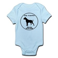 Dogo Enough Infant Bodysuit