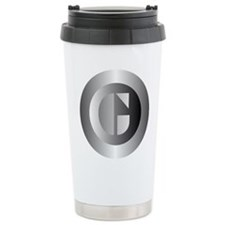Polished Steel (G) Travel Mug