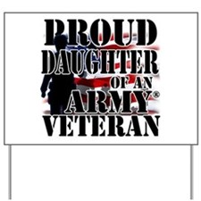 ProudDaughter Yard Sign