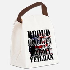 ProudDaughter Canvas Lunch Bag