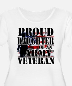 ProudDaughter Plus Size T-Shirt