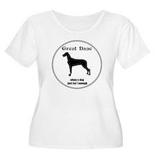 Dane (Nat) Enough T-Shirt
