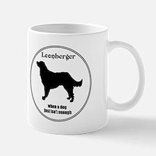 Leo Enough Mug
