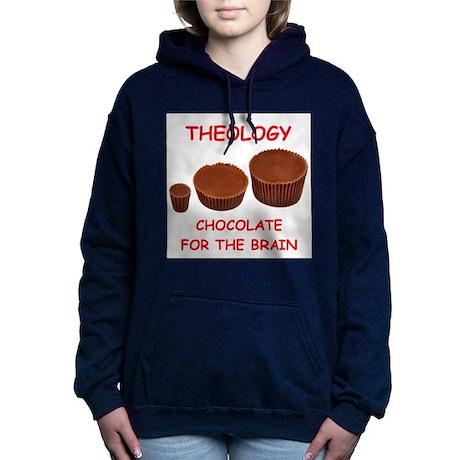 theology Women's Hooded Sweatshirt