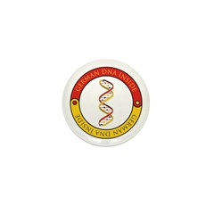 German DNA Mini Button (10 pack)