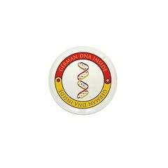 German DNA Mini Button (10 pack)