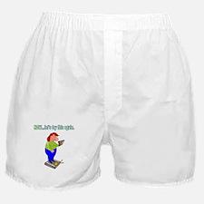 A Woman's Scorn Boxer Shorts