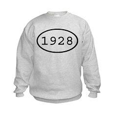 1928 Oval Sweatshirt
