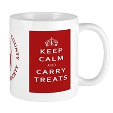 Keep Calm Mug With Hsjc Logo Mugs