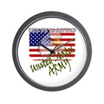 American Eagle US ARMY Wall Clock