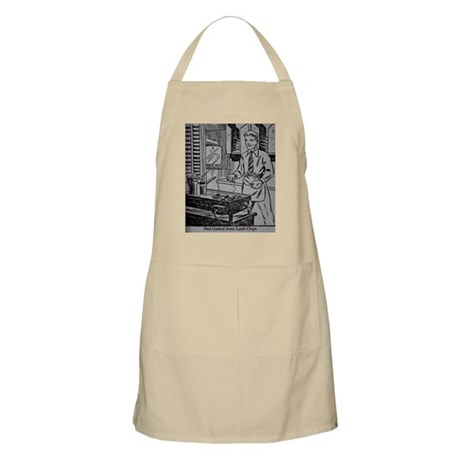 Tom Swift - Ned Cooked Some Lamb Chops Apron