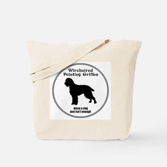 WPG Enough Tote Bag