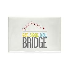 eat.sleep.play BRIDGE Magnets