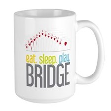 eat.sleep.play BRIDGE Mugs