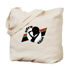Afro Chic Tote Bag
